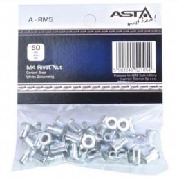 ASTA M5 Nietmuter mit...