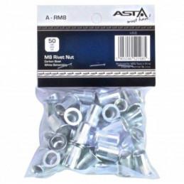 ASTA M8 Nietmuter mit...