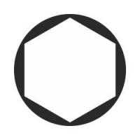 6 Kant - Außensechskant