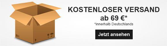 Kostenloser Vesand ab 69 € - innerhalb Deutschlands