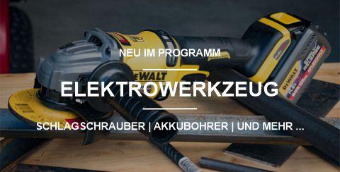ELEKTROWERKZEUG - Schlagschrauber, Akkubohrer